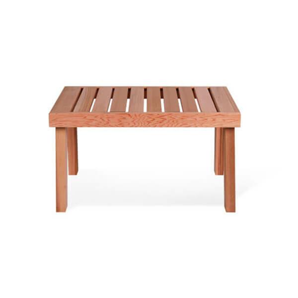sauna Cedar Bench