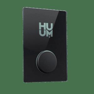 HUUM UKU Glass Wi-Fi Electric Sauna Heater Control(Include Glass Display, Control Box And Wi-Fi App)