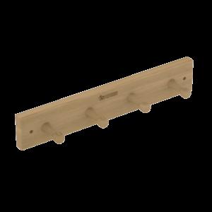 Wood Cloth Hanger586-D